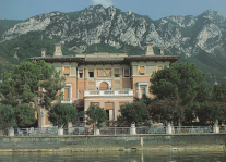 Gargnano - Palazzo Feltrinelli